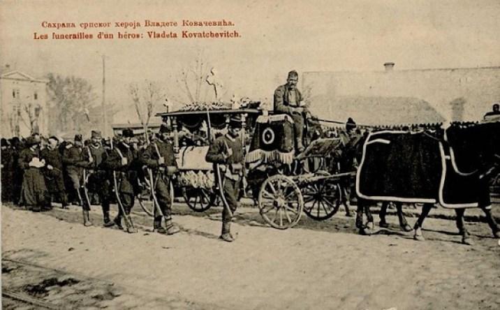 Први балкански рат – Љубомир и Владета Ковачевић, отац и син у вихору велике српске епопеје