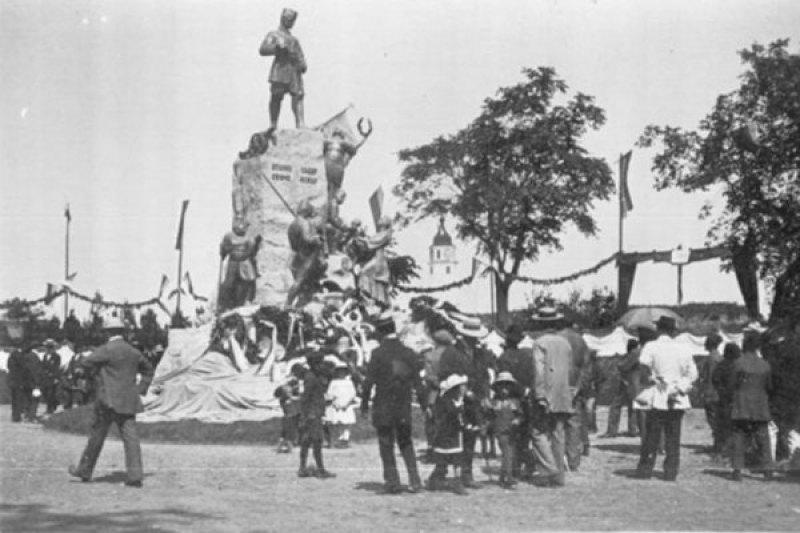 споменик Карађорђу