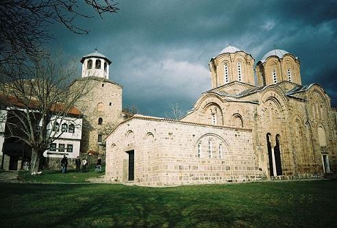 Манастир Лесново