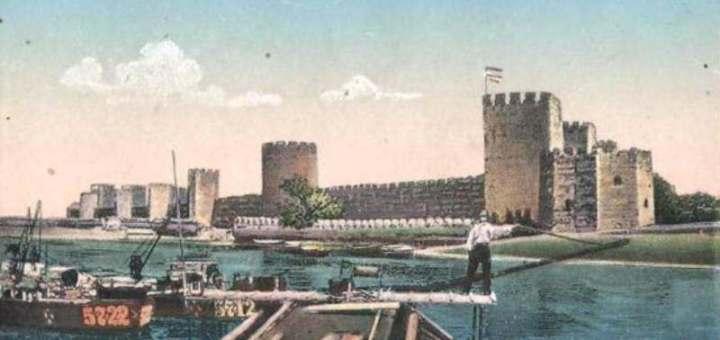 Поглед на Смедерево 1917. године