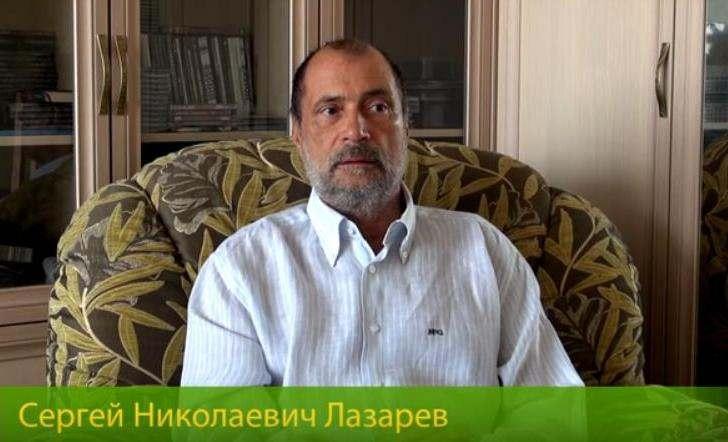 Сергеи Николаевич Лазарев читаоцима, уочи Богојављења