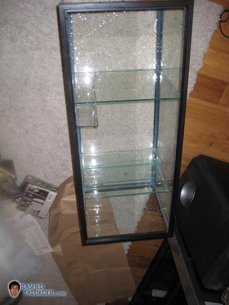 Building my Sump tank for my Saltwater Fish Tank