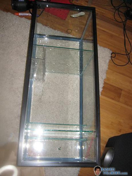 DIY Sump tank pictures