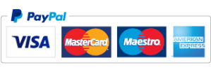 Paypal and Common Credit Cards