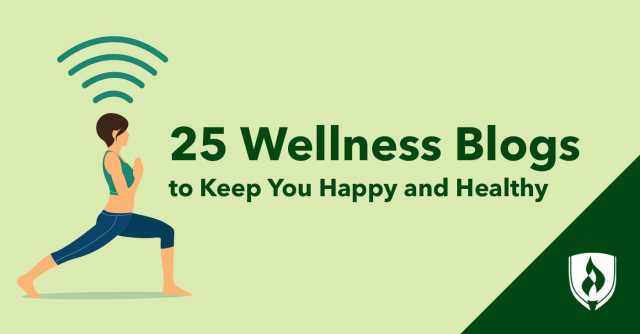 27 Wellness Blogs to Keep You Happy and Healthy  Rasmussen University