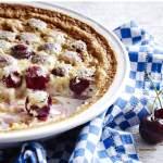Cherry Almond Clafoutis
