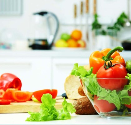 Easy Kitchen tips to cook food fast and yummy