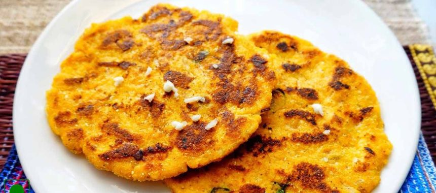 Makki Ki Roti Recipe