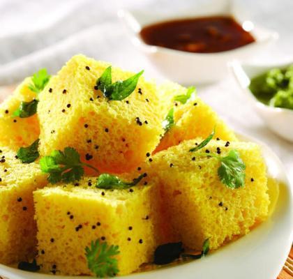 Besan Dhokla Recipe by Rasoi Menu