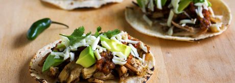Vietnamese Chicken Tacos recipe