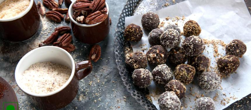 Leftover Brownie Truffles Recipe