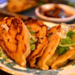 Crispy Chinese Dumplings