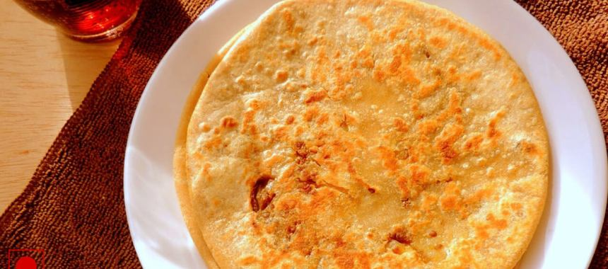 Keema Paratha Recipe