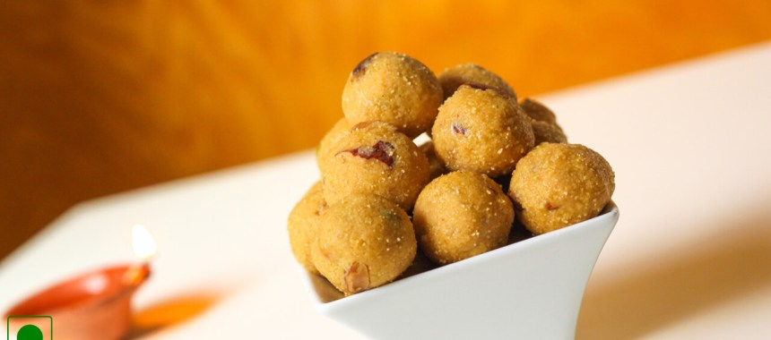 Magaj Ladoo Recipe