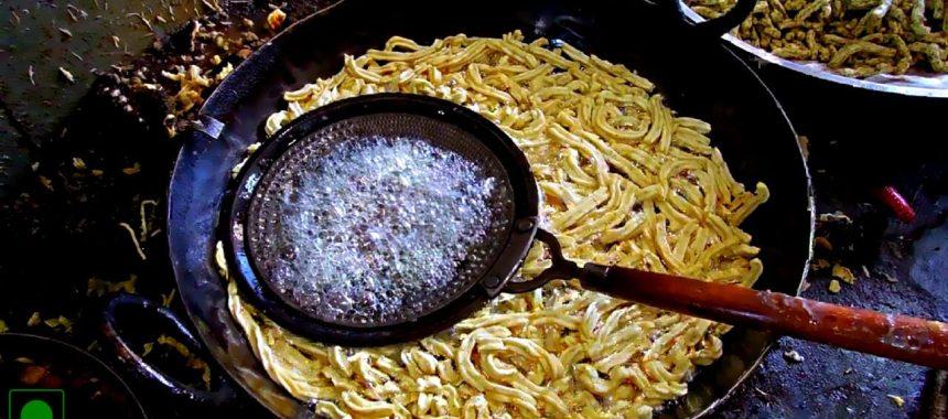 Gathiya Recipe