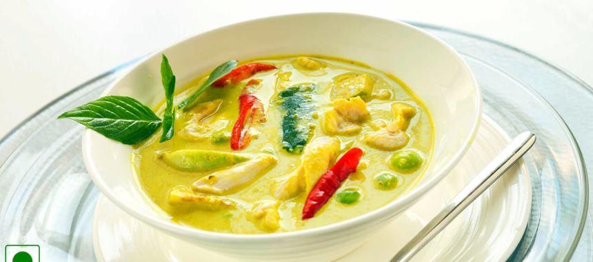 Green Mango Curry Recipe