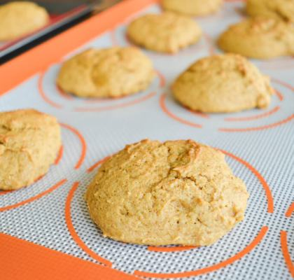 Pumpkin Raisin Cookies recipe by rasoi menu