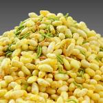 Spicy Mint Puffed Rice