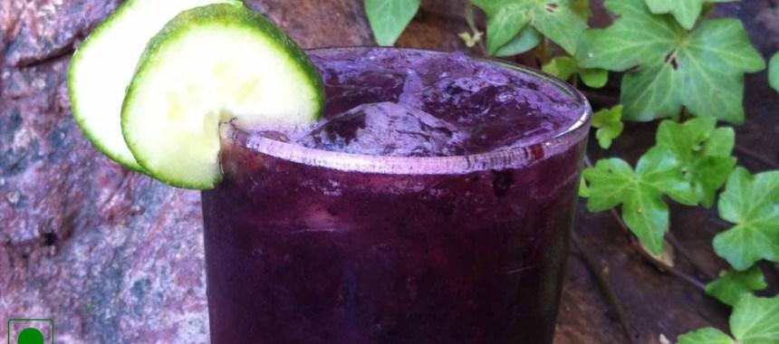 Purple Rain Cocktail Recipe
