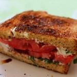 Tomato & Basil Sandwich