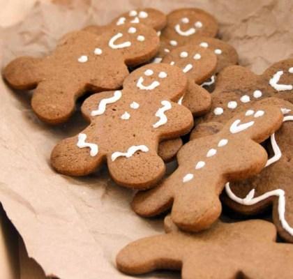 gingerbread men cookies recipe by rasoi menu
