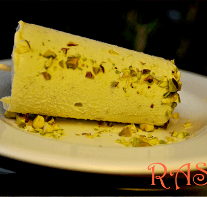 Kesar badam kulfi recipe by rasoi menu