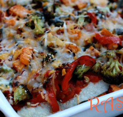 baked vegetable casserole recipe by rasoi menu