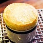 Hot Vanilla Souffle