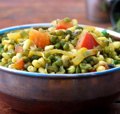 moong anaarkali salad recipe by rasoi menu
