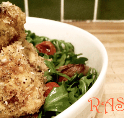 Crunchy Camembert Chicken Recipe