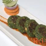 Palak Kabab