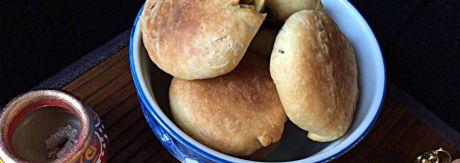 Tuvar Lilva Kachori Recipe