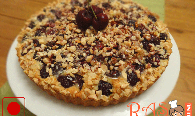 Cheery And Almond Cake Recipe