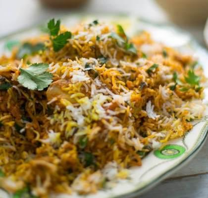 Ambiya Murgh ki Biryani Recipe