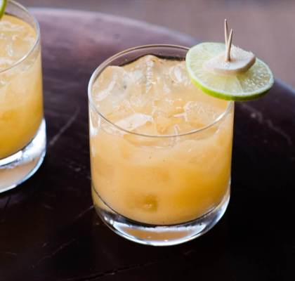 Mango Cocktail Recipe