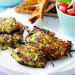 Persian Zucchini Fritters