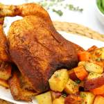 Rotisserie Marinade Chicken