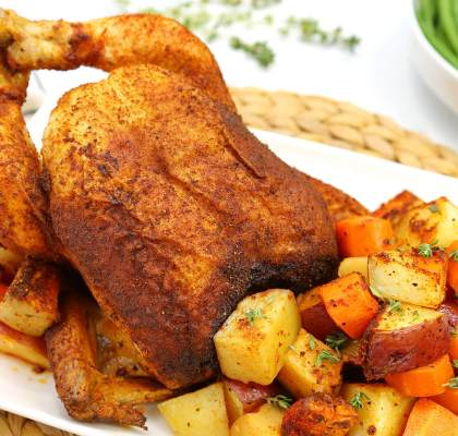 Rotisserie Marinade Chicken Recipe