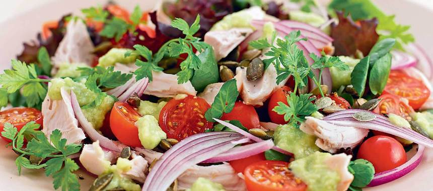 Smoked Chicken Salad Recipe