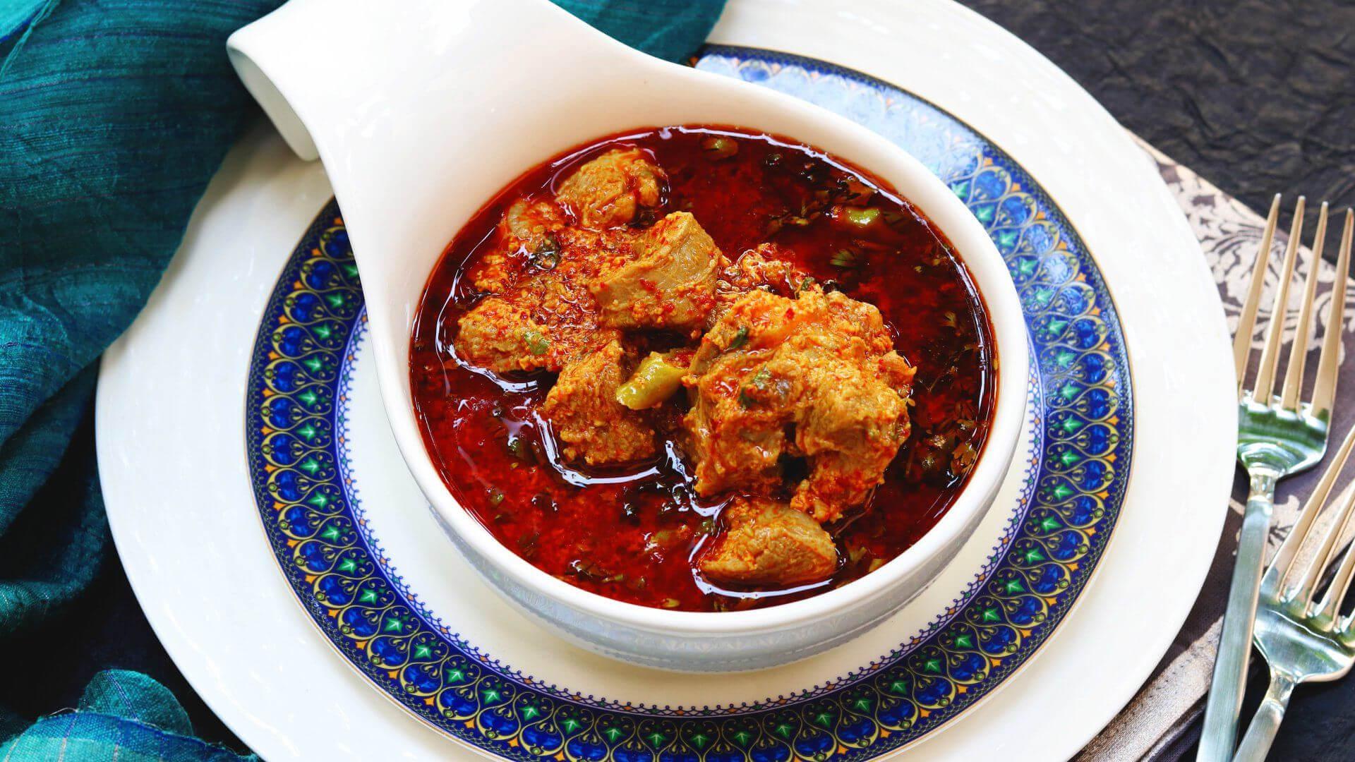 Authentic Rogan Josh Recipe | Mutton Rogan Josh Recipe Kashmiri