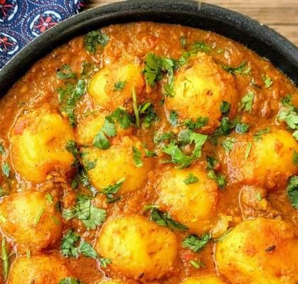 Rajasthani Bataki Recipe