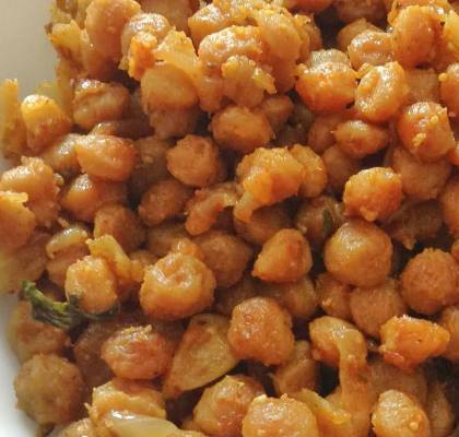 Soyabean Dal – Soyabean curry Recipe