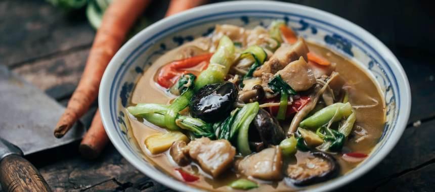 Vegetable Chop Suey Recipe