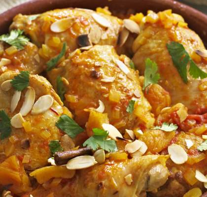 Saffron Chicken Recipe