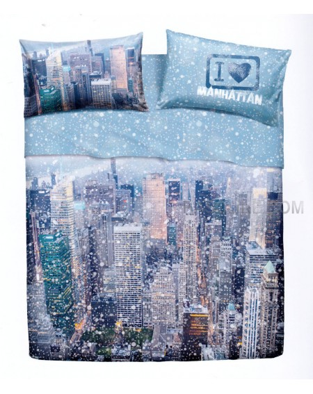 Soluzioni ideali per tutta la famiglia. Prezzo Piu Basso Manhattan By Bassetti Natura City Rasoline L F D Home