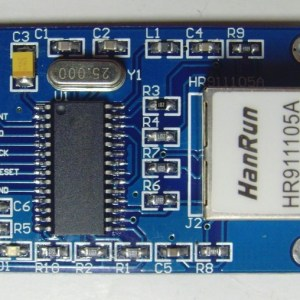 ENC28J60 Ethernet LAN / Network Modulo per Arduino 51 AVR STM32 LPC