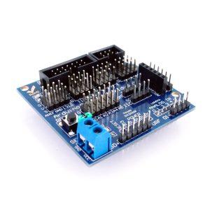 Arduino Sensore Shield Scheda Espansione for Duemilanove 2009 PCB V5.0