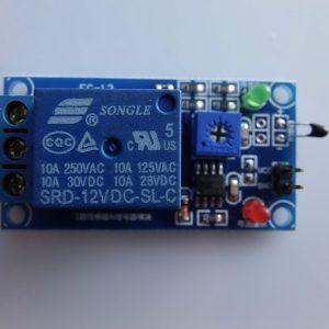 Thermal Sensore Modulo Relè Modulo combo Temperatura Sensore Modulo Termistore Modulo per Arduino