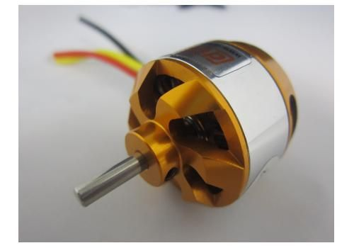 DYS brushless Motore model Aereo Motore accessories high speed Motore A2822-12 1800kv