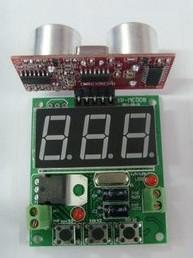 For the program, schematic 5-in-1 Ultrasuoni Modulo, with Temperatura compensation, 51 system board,